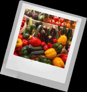 здоровая пища овощи и фрукты
