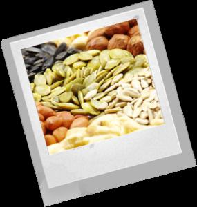 вкусные и полезные орехи