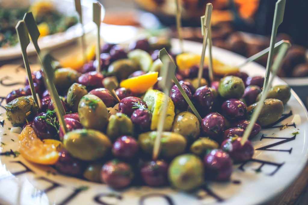 чем полезны оливки