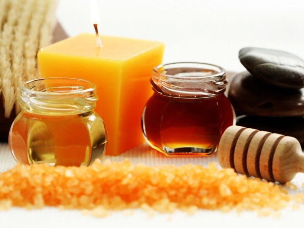 польза меда в питании