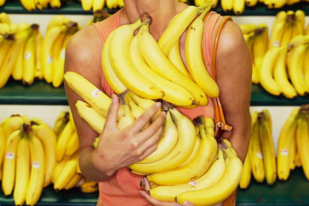 какая польза от бананов ?