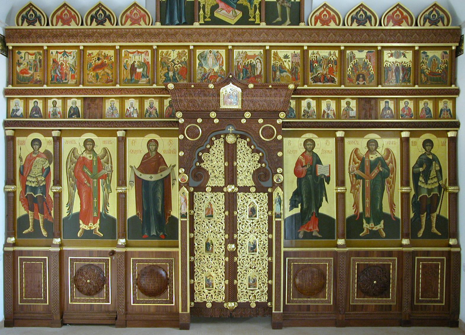 «Палехский Иконостас»: благоукрашение храмов опытными мастерами